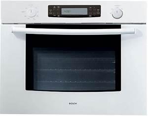 Bosch Oven Clock Instructions