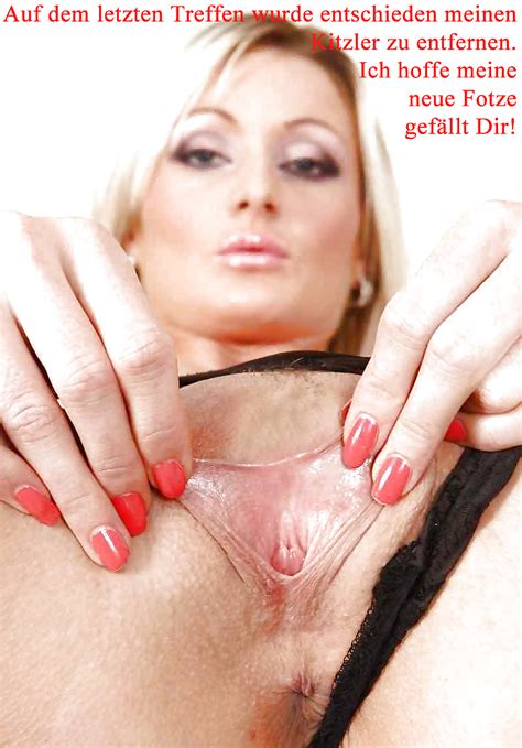 Clitless Girls Without Clits German Caps 10 Pics Xhamster