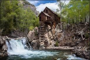 Crystal Mill Marble Colorado