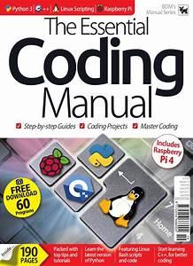 The Essential Coding Manual Vol 19