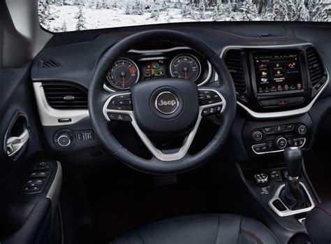 jeep cherokee 2018 interior interior 2018 jeep cherokee by fox lake il antioch