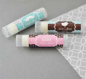 personalized mod baby silhouette lip balm tubes With custom chapstick tubes