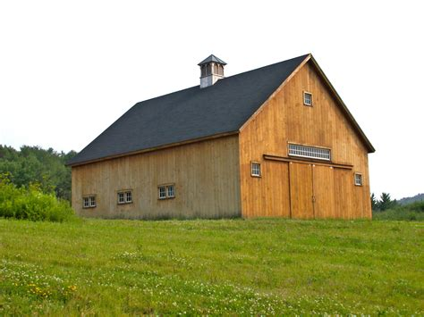 Custom Barns by New Barn Custom Barns