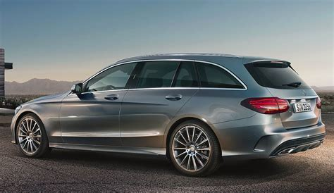 The S205 2018 Mercedes-benz C-class Wagon Now Available In