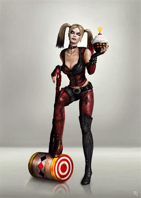 Harley Quinn By Toxicquinn On Deviantart