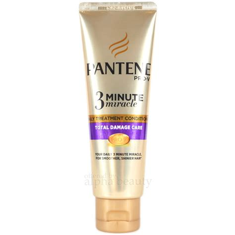 Harga Pantene Conditioner 3 Minute Miracle pantene pro v 3 minute miracle daily treatment conditioner
