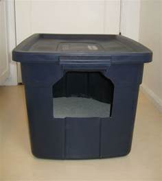 cat litter box ideas an easy diy cat litter box ideas homesfeed