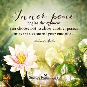 Peace Quotes By... Unknown Peace Quotes