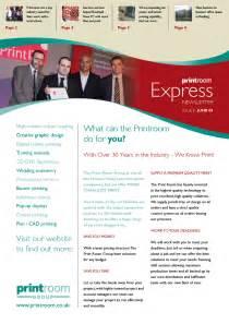 Newsletter Design Examples