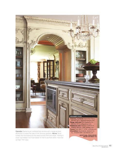 kitchen ideas magazine kitchens baths magazine kitchen and bath