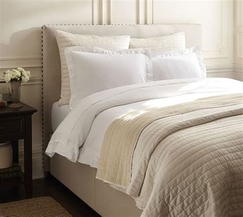 Pottery Barn Raleigh Bed by Raleigh Square Storage Bed Pottery Barn