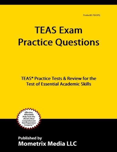 Teas Exam Practice Questions Teas® Practice Tests & Review For The Test Of Essential Academic