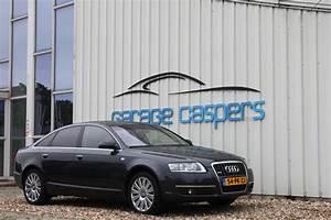 Garage Audi Occasion : occasion audi a6 sedan benzine 2004 grijs verkocht garage caspers ~ Gottalentnigeria.com Avis de Voitures