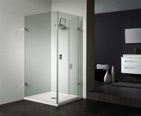 Frosted Glass Shower Door Frameless by Help And Advice For Frameless Glass Shower Enclosures And