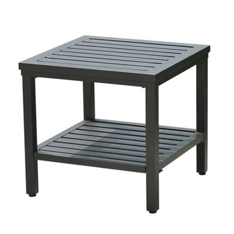 walmart furniture end tables sunjoy side table patio furniture walmart ca