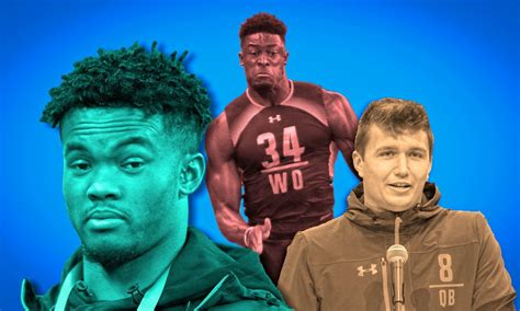 nfl scouting combine winners  losers