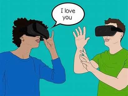 Reality Virtual Vr Spend Metro Actual Might