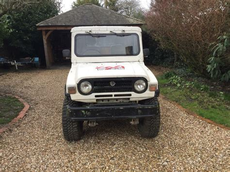 daihatsu f50 taft fourtrak in newark nottinghamshire gumtree