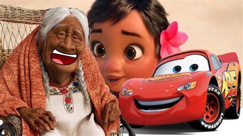 Disney Craziness 3  Coco, Moana, Big Hero 6, Cars