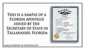 florida apostille apostille service by apostillenet With how to get a document apostille in florida