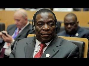 Two suspects arrested in Zimbabwe over Mnangagwa rally ...
