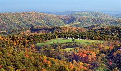 Early Fall in Western Maryland | I took a drive on I68 ...