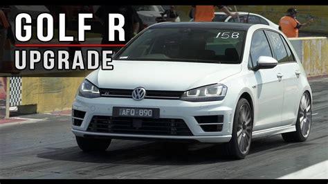 Golf R Upgrade by Volkswagen Golf R Performance Upgrade