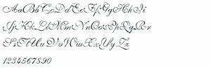 Elegant Script Fonts For Tattoos | www.pixshark.com ...