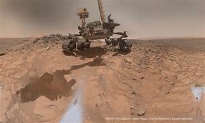 Mars Rover selfie - Off Topic - Star Citizen Base