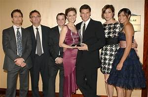 david boreanaz emily deschanel wedding