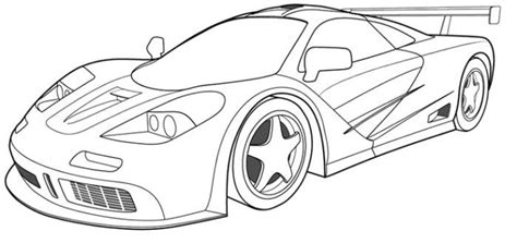 Mclaren P1 Coloring Pages Coloring Pages 2019