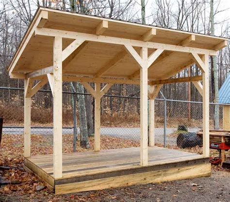 Wood Shed Plans And Instructions  Storage Shed Plans