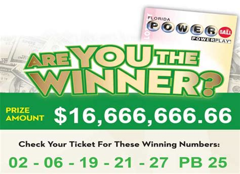 Powerball Ticket Worth  Million Sold In Florida Set To