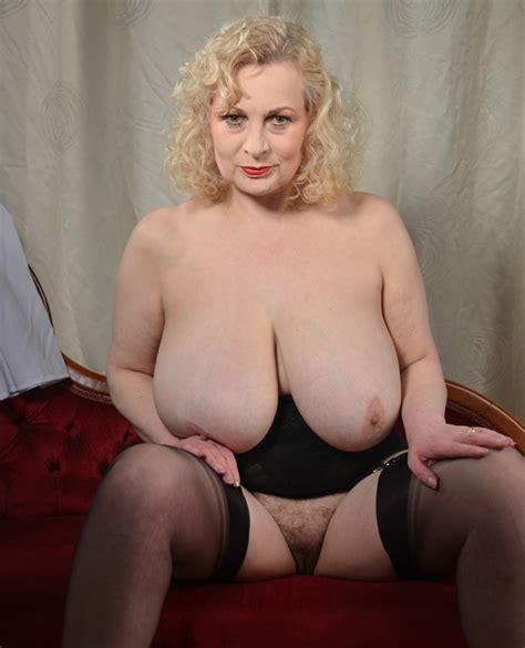 Huge German Mature Tits