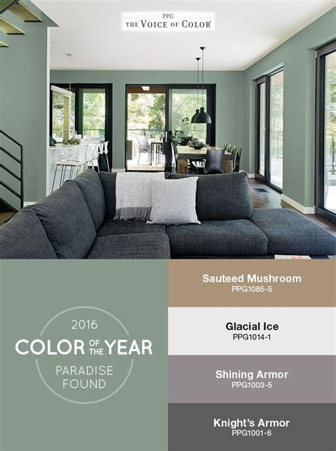 ppg names paradise   color   year  shades