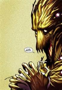 I AM Groot Marvel
