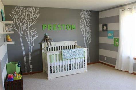couleur chambre bebe garcon décoration chambre bébé 39 idées tendances