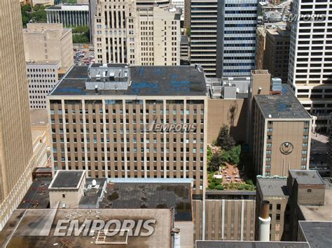 Foshay Tower Observation Deck Parking by Northstar Center Buildings Emporis