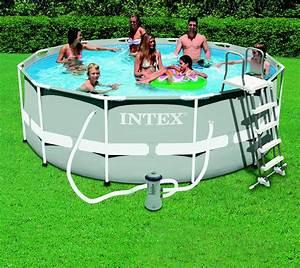 Hors Sol Piscine Intex : prix piscine intex ~ Dailycaller-alerts.com Idées de Décoration