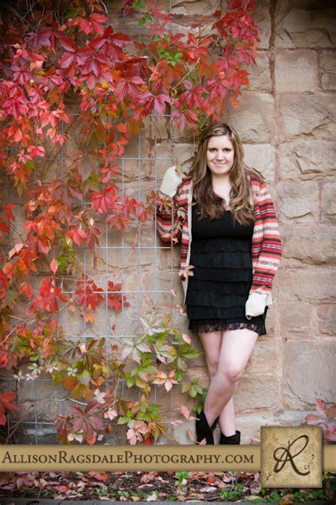 amazing fall senior pictures