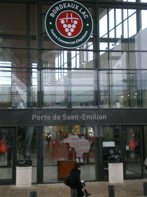 centre commercial bordeaux lac shopping centers avenue