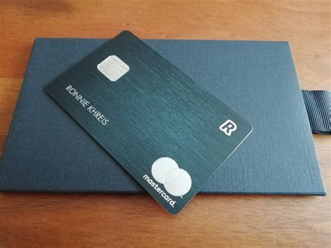 """Revolut is a great payment card not only for traveling. Ronnie Khreis on Twitter: """"Just received my Revolut metal card and it looks great! @RevolutApp # ..."""