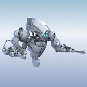Robot 14 3d Model  U2013 Buy Robot 14 3d Model