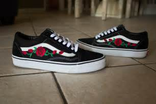 Vans Old Skool Rose with Patches