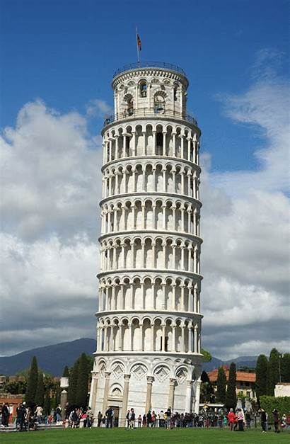 Pisa Tower Leaning Funny Facts Manipulation Why