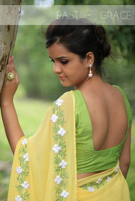 Tight Saree Draping - 1000 images about saree blouse designs on