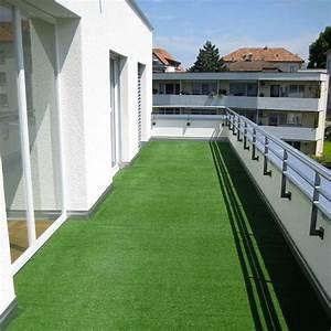 Gazon Artificiel Balcon : fausse pelouse pour balcon fausse pelouse pour balcon ~ Edinachiropracticcenter.com Idées de Décoration