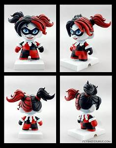 Harley Quinn Custom Munny By FlyingSciurus On DeviantArt