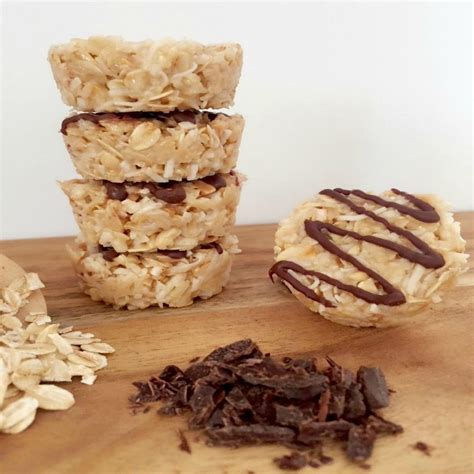 The edges have a slight crunch and the middle is soft and slightly chewy. Healthy No Bake Honey Coconut Cookies | Recipe | Food food ...