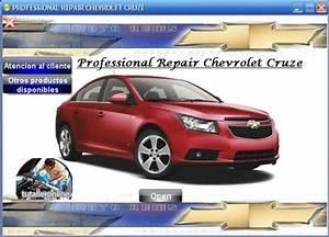 Manual De Taller Y Reparacion Chevrolet Cruze 2010